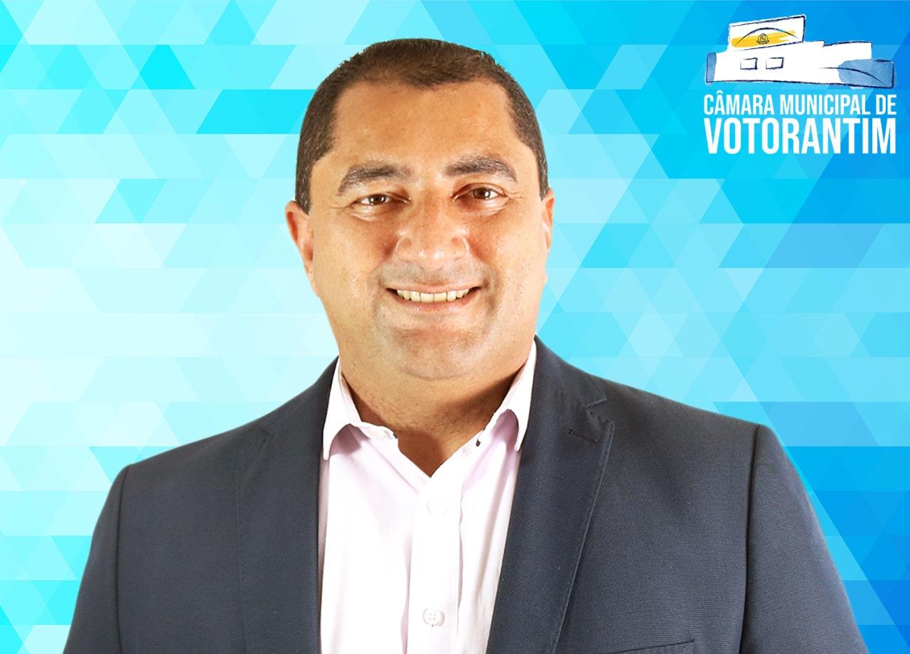 """José Claudio Pereira """"Zelão"""" – Presidente"""