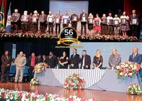 Câmara realiza solenidade de Emancipação Político-Administrativa de Votorantim no teatro municipal e emociona homenageados