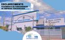 ESCLARECIMENTO: A Câmara Municipal de Votorantim vem por meio desta, esclarecer a situação dos trabalhadores terceirizados da empresa Corpus Prime Tecnologia & Inteligência LTDA