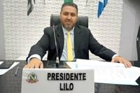 Presidente da Câmara anuncia redução de custo de R$ 140 mil com internet