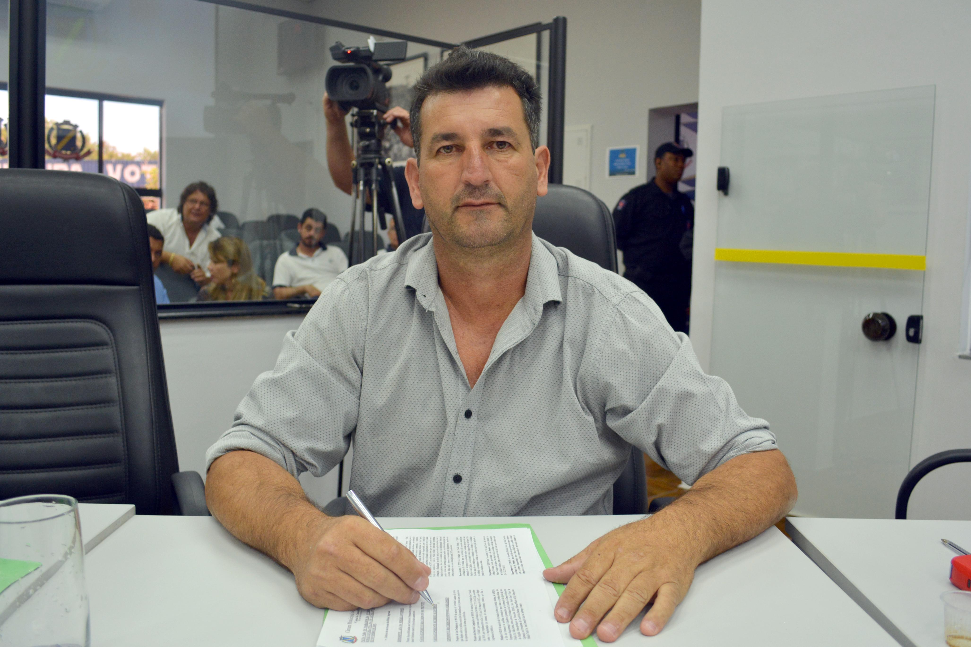 Vereador apresenta indicação de melhoria para o bairro Itapeva