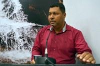 Vereador apresenta indicações de melhoria em vias no município