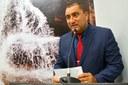 Vereador cobra informações sobre Corpo de Bombeiros no município