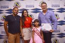 Vereador homenageia votorantinense consagrada Miss São Paulo infantil