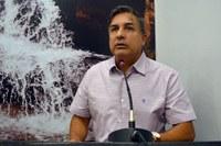 Vereador indica melhorias para vias do município