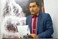 Vereador questiona situação crítica na estrada que passa pela Represa de ltupararanga