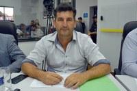 Vereador solicita melhorias em vias do município