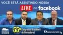 Íntegra da LIVE com os vereadores Bruno, Lilo, Pissinato e Pr Dr Luiz Carlos